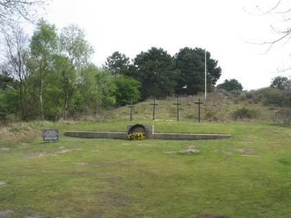 nabijgelegen Duitse gelaats in Vlaardingen